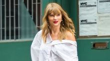 Taylor Swift Can't Stop Wearing Boots and It's Making Us Excited for Fall -- Shop Her Style for Under $100!