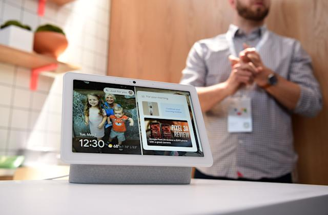 Netflix comes to Google's Nest Hub devices