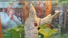 Antique store stands by KKK figurine: 'I'm sorry if you're offended, but we feel it's a part of history'