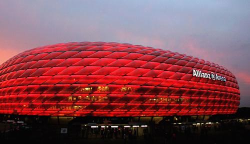 Champions League: Sicherheitsmaßnahmen bei Bayern und Real verstärkt