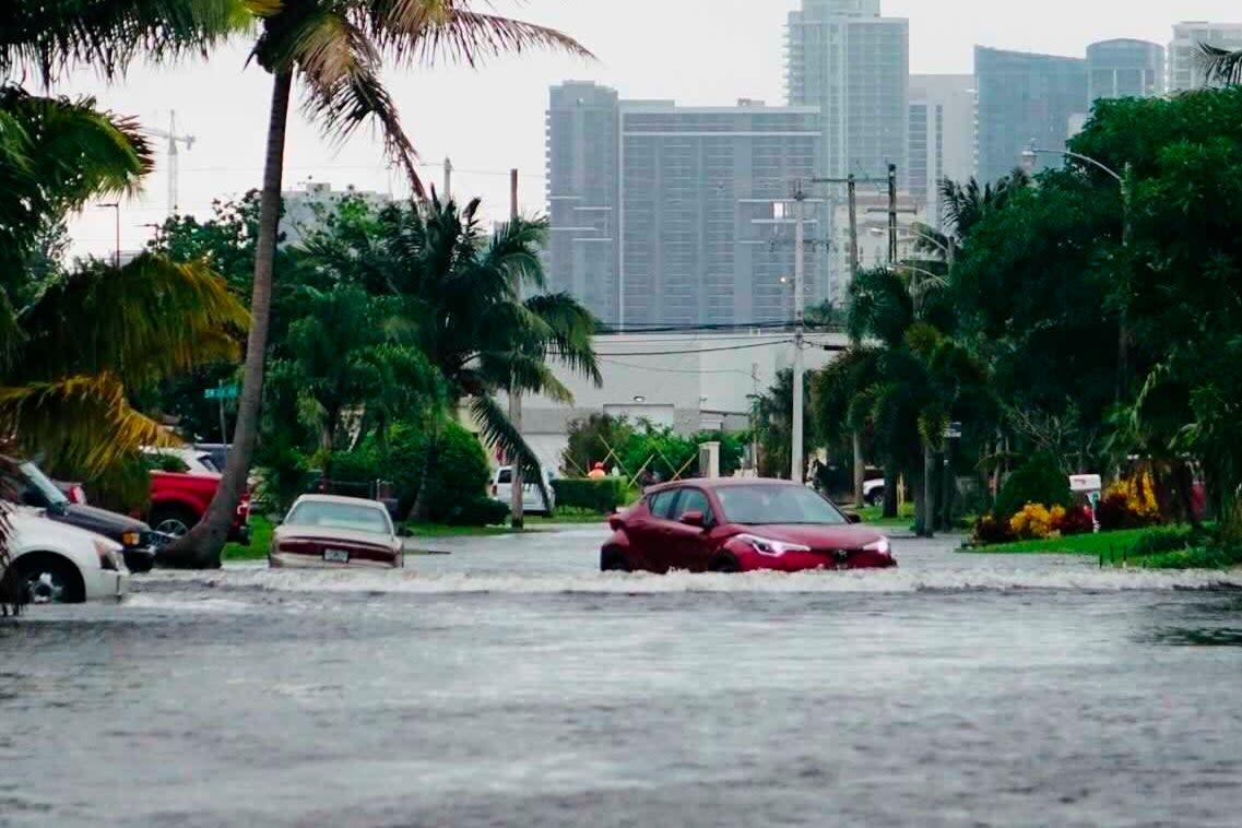 Tropical Storm Eta expected to strengthen after striking Florida