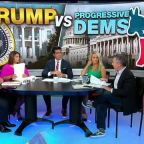 'The Five' respond to progressive Democrats' news conference on Trump's tweets