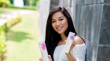 Why mum-preneur and CANVAS founder Nadia Chan is every mother's best cheerleader