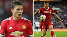 Under Pressure: Lovren and Lindelof struggle with humiliation