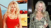 Pamela Anderson Still Fits Into Her Red Baywatch Swimsuit — and Sometimes Wears It on Dates