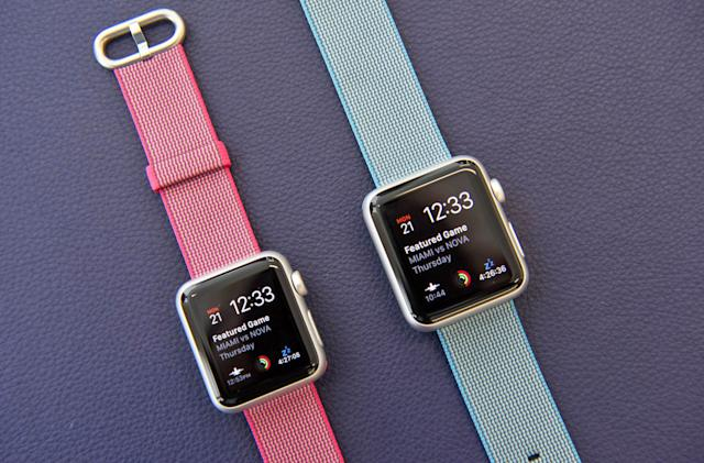 Without a new Apple Watch, smartwatch shipments decline in Q2