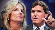 Tucker Carlson mocks Jill Biden as illiterate: 'Dissertation is our national shame'