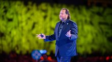 Salesforce expects to double revenue — again