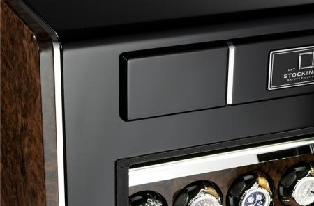 Stockinger and Bentley design a safe for the very, very rich