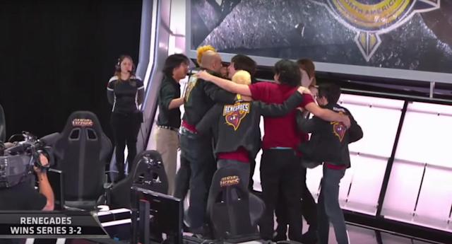 League of Legends' first pro female player weighs her options