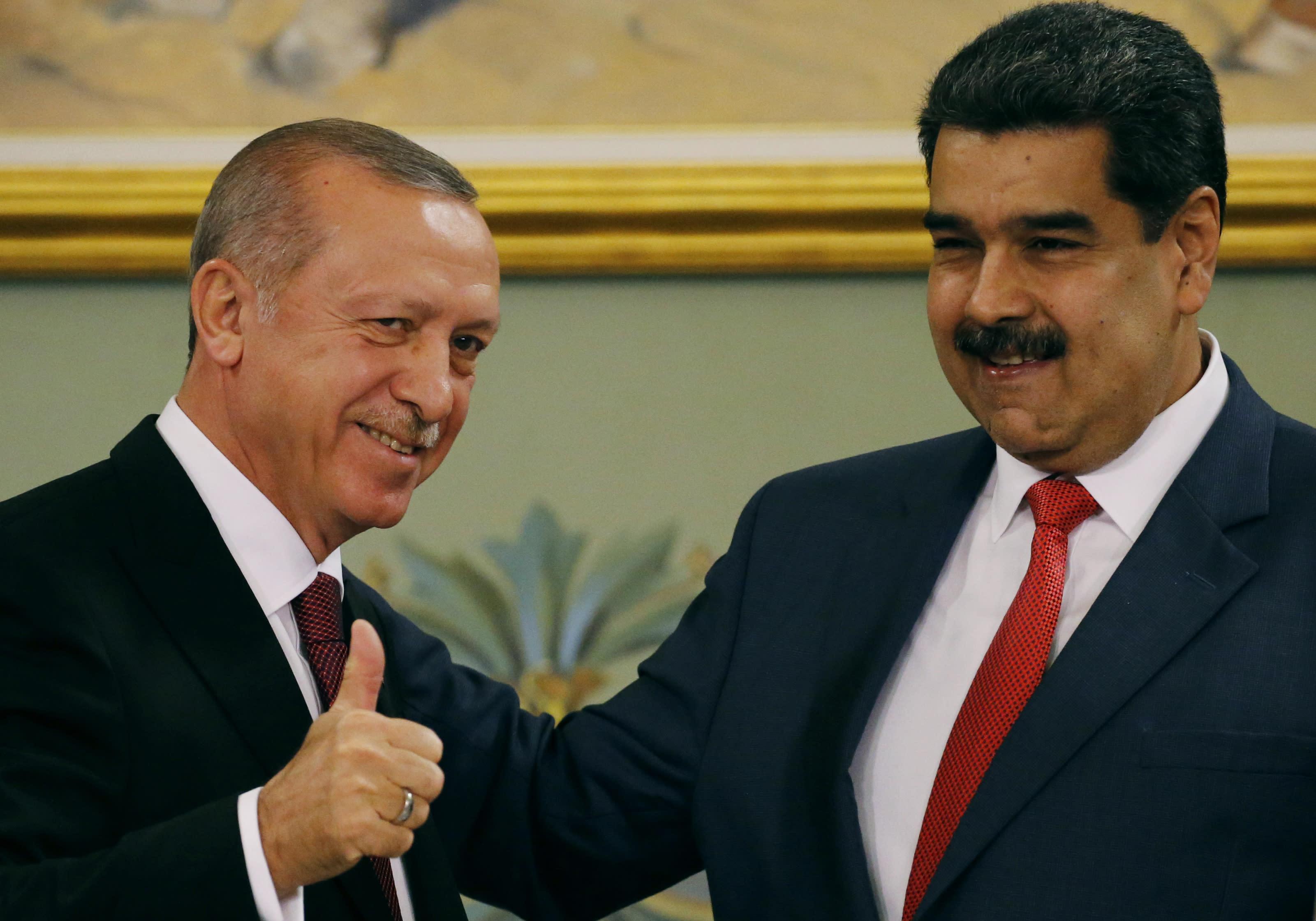 Venezuela Turkey