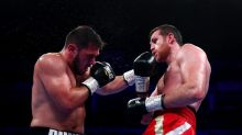 Dave Allen issues positive update after being rushed to hospital following David Price defeat