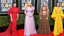 The biggest Golden Globe Awards 2020 red carpet trend revealed