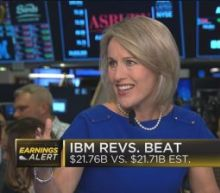 IBM beats earnings, sets higher than expected 2019 guidan...
