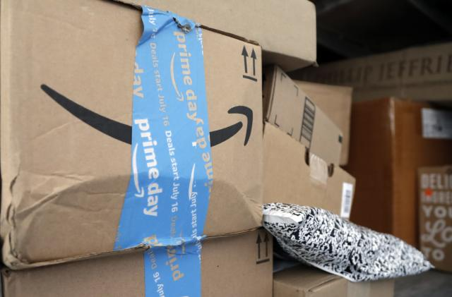 Police are using fake Amazon boxes with GPS to catch thieves