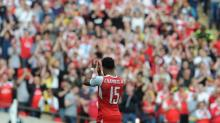 Alex Oxlade-Chamberlain: Winning the FA Cup will save Arsenal's sorry season