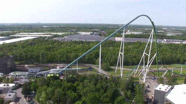 Recommended Reading: Designing a roller coaster that'll make you weep