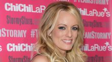 New comic book about Stormy Daniels illustrates an infamous scene from her alleged affair with President Trump