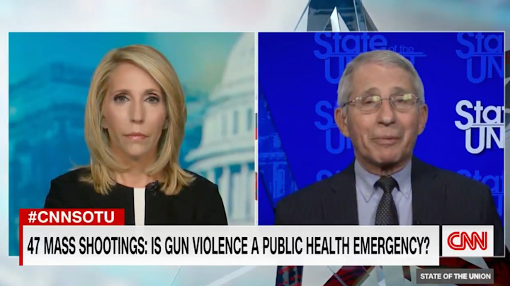 'How can you say that's not a public health issue?': Fauci