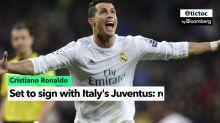 Cristiano Ronaldo May Sign With Juventus