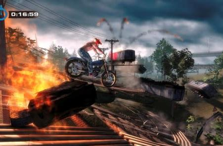 PlayStation Plus lays up Urban Trial Freestyle on Vita today