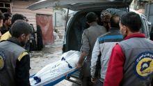 Bombardeios do regime sírio deixam 19 mortos na Guta oriental