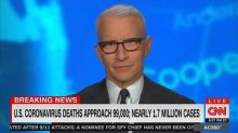 Anderson Cooper Torches Trump's Murder Lies: 'What a Little Man!'