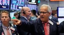 Stock futures tank, Dow sheds more than 400 points