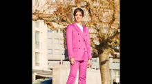 Sonam Kapoor Ahuja Gives Us A Contemporary Classic Look With This Pantsuit And Hairdo