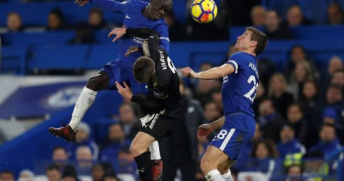 Foot - ANG - Chelsea impuissant face à Leicester