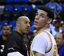 In brushing off Celtics, LaVar and Lonzo making big-baller move