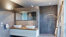 Beautiful alternatives to the classic bathroom tile