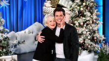 James Marsden Joins Long and Distinguished List of Celebs Who Crush on Helen Mirren