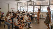 Italia comienza el curso escolar con precaución y algunas carencias