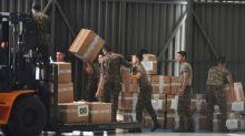 Operação de ajuda do Brasil à Venezuela começa com incertezas