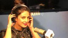 In Pics: Priyanka Chopra turns RJ at a New York radio station for Baywatch