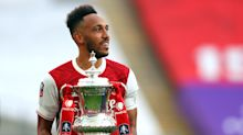 Pierre-Emerick Aubameyang double helps Arsenal lift FA Cup
