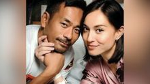 Mandy Lieu revealed to have baby after breakup