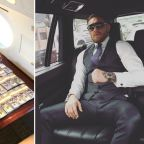 Who bought it: Conor McGregor or Floyd Mayweather?