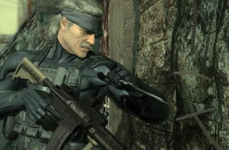 Metal Gear Solid 4 Trophy patch due in early August