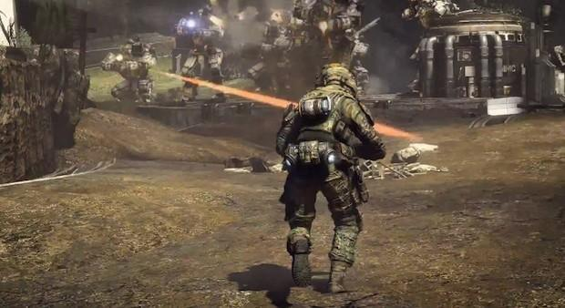 Respawn Entertainment unveils Titanfall, an Xbox One exclusive (update: Xbox 360 and PC too)