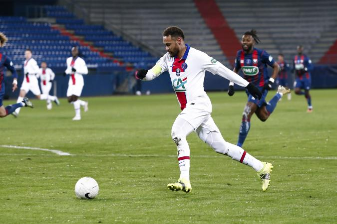 Stade Malherbe de Caen v Paris Saint-Germain - French Cup