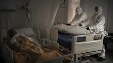 Polémica por la crudeza de una foto de la segunda ola de coronavirus en España