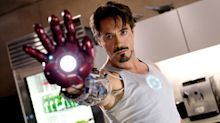 Robert Downey Jr. Delivers A Real-Life Iron Man Arm to a Young Fan