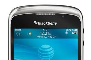 AT&T now shipping BlackBerry Curve 3G