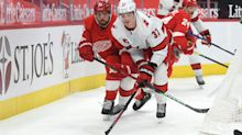 Detroit Red Wings at Carolina Hurricanes odds, picks and prediction