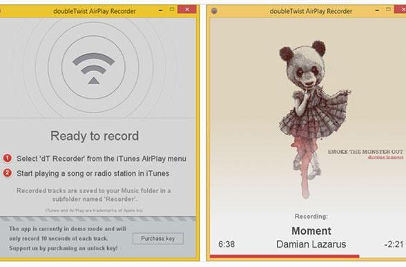 DoubleTwist's new app lets you save iTunes Radio tracks to your PC