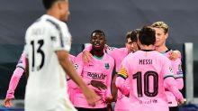Ligue des champions: le Barça se relance face à la Juventus