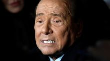 Italy's former PM Berlusconi tests positive for coronavirus