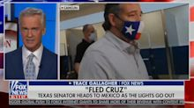 Fox News slams 'Fled Cruz' for Cancún trip: Wants to get power back on 'after he finishes a margarita'